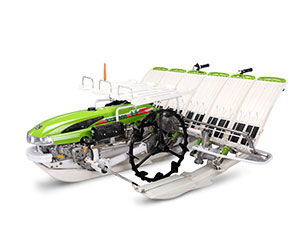 2ZX-630 Walking transplanter